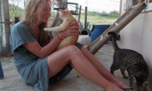 Tùng Lộc Pet – Người phụ nữ Mỹ nhận chó mèo, heo gà làm… con nuôi
